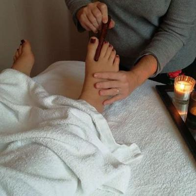 massage foot thaï